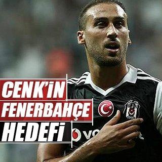 Cenk Tosun, Fenerbahçe'yi gözüne kestirdi
