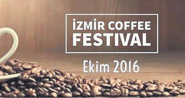 İzmir'de kahveseverleri buluşturan festival