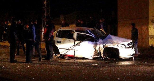Kars'ta zincirleme trafik kazası: 1 ölü, 12 yaralı!