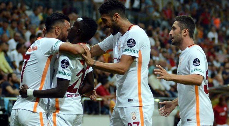 Galatasaray'ın derbi kadrosu şekillendi!