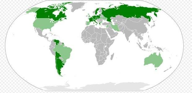 Sözde 'soykırım' tasarısını kabul eden ülkeler