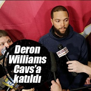 Deron Williams Cavaliers'ta