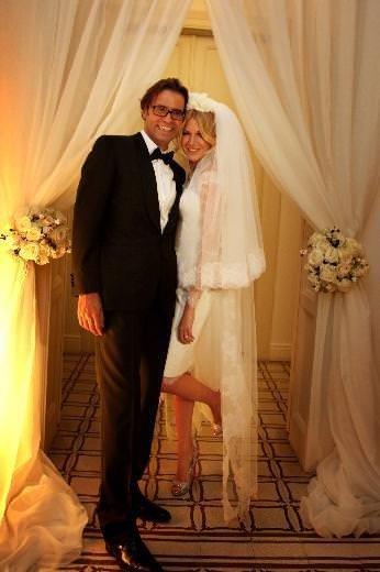 Derin Mermerci ile Cem Aydın evlendi