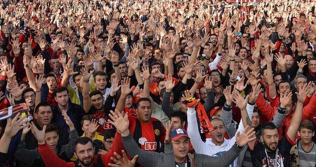 Seyircisiz maça son 4 bin 700 bilet