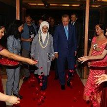 Cumhurbaşkanı Erdoğan, Hindistan'da