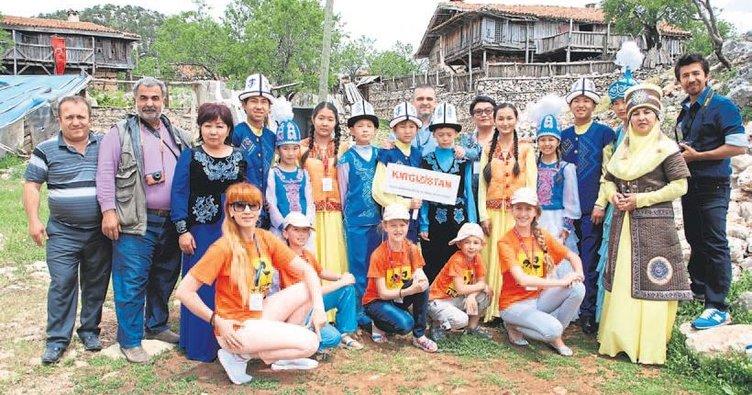 Gençler Akseki'de bulu