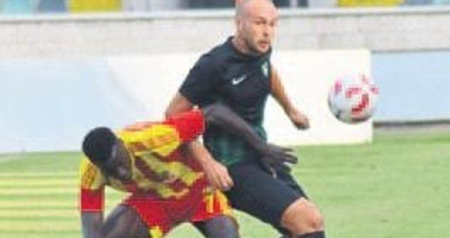 Denizlispor'da Perovic'e eleştiri