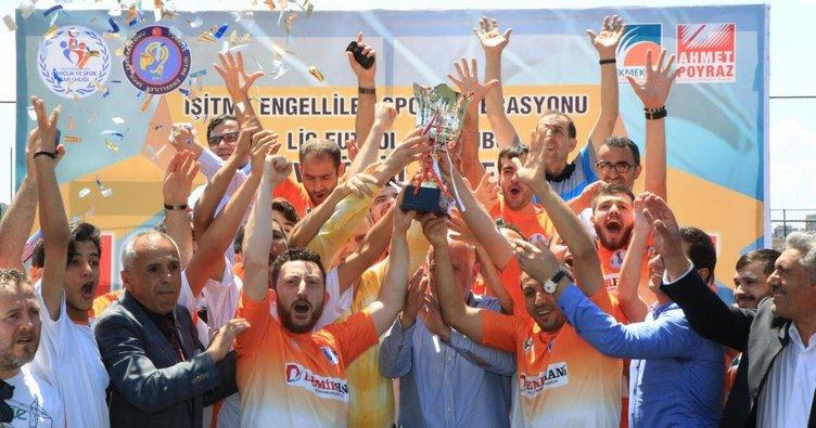 Çekmeköy'ü Türkiye Süper Toto Futbol 1. Ligi'ne taşıdılar
