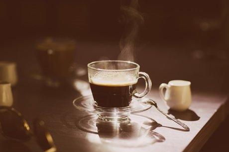Kahveniz sizin aynanız