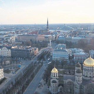 Baltıkların incisi Riga