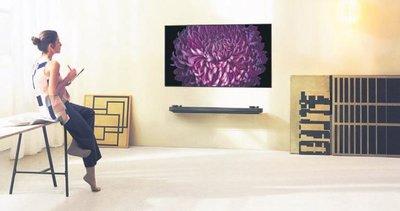 Tablo gibi OLED televizyon devri
