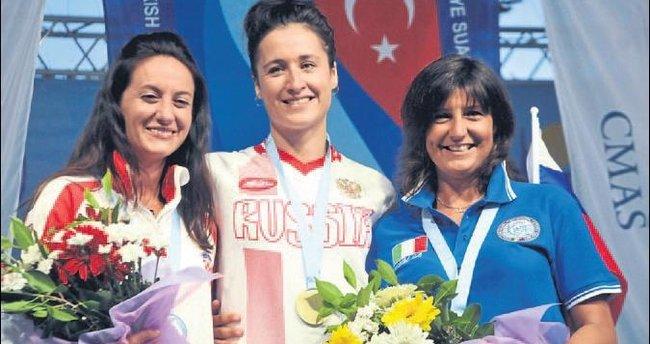 Rus sporcunun ağlatan başarısı