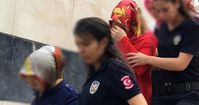 FETÖ'nün ablaları tutuklandı