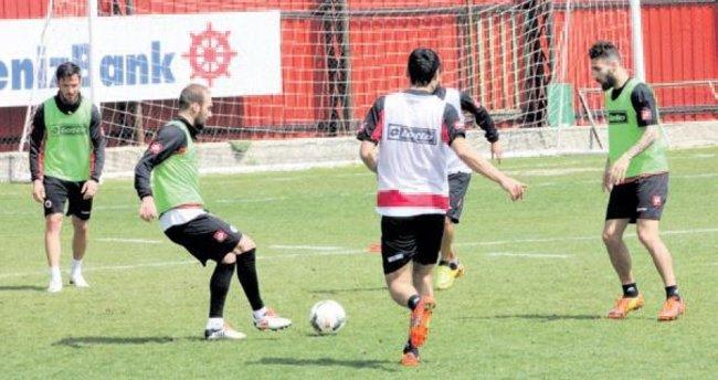Gençlerbirliği, Antalyaspor maçı hazırlıklarına başladı