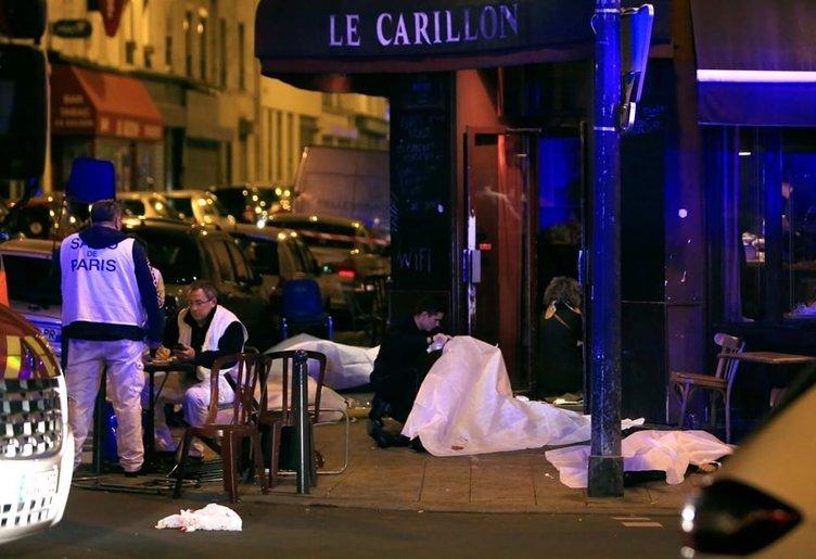 Fransa katliamı false flag mı?