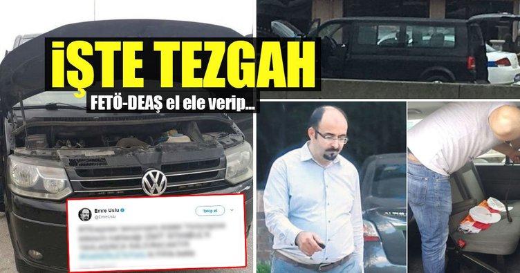 FETÖ ve DEAŞ, CHP yürüyüşüne saldırıyı AK Parti'ye yıkacaktı!