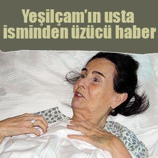 Fatma Girik'ten üzücü haber! Hastaneye kaldırıldı
