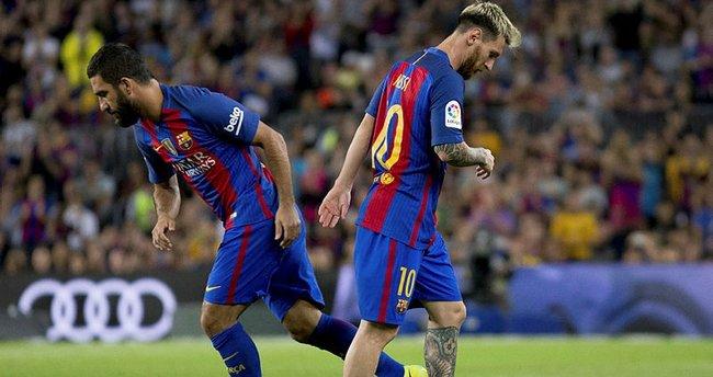 Arjantin, Barcelona'dan özür diledi...