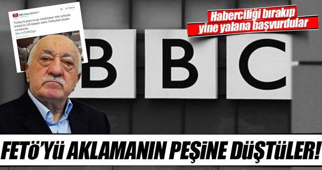BBC'den FETÖ'yü aklama çabası