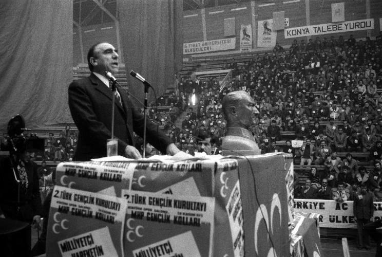 Alparslan Türkeş'in 19. ölüm yıldönümü