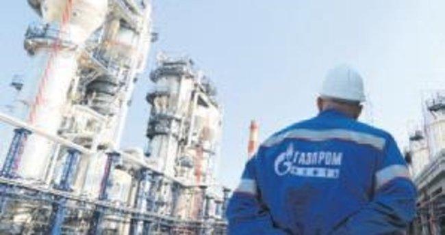 Gazprom'dan Türkiye ve AB'ye 175 milyar metreküplük doğalgaz