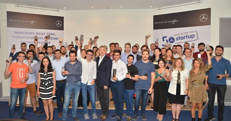 """Mercedes-Benz Türk'ün """"50. Yılda 50 Startup"""" yarışması sonuçlandı"""