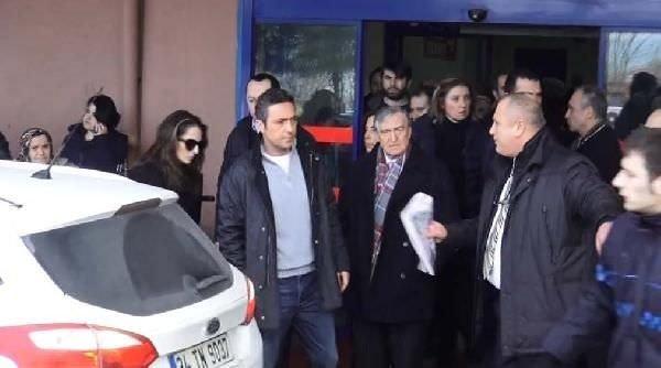 Mustafa Koç'un kaldırıldığı hastaneden ilk kareler