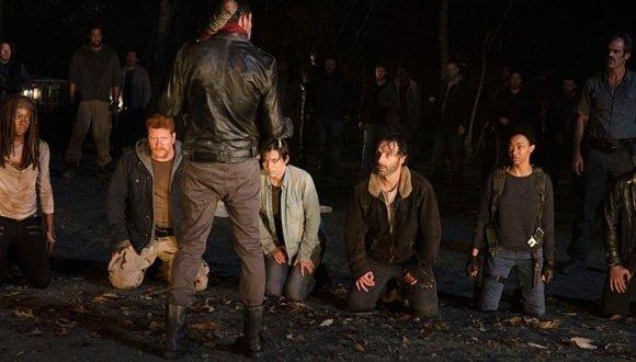 The Walking Dead Başlıyor!
