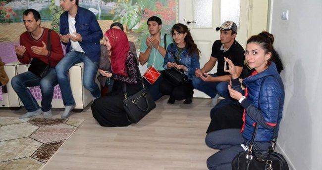 Ahıska Türklerinden soydaşlarına ziyaret