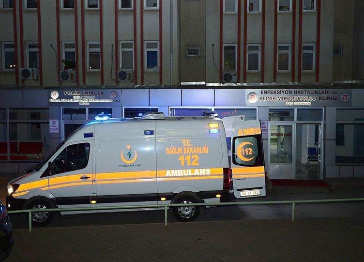 Ankara'da Ebola şüphesi