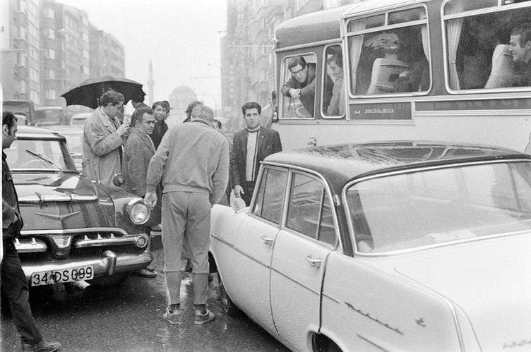 Johan Cruyff'un İstanbullu sürücülerle imtihanı