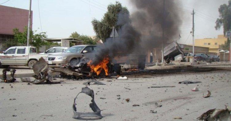 Bağdat'ta patlama