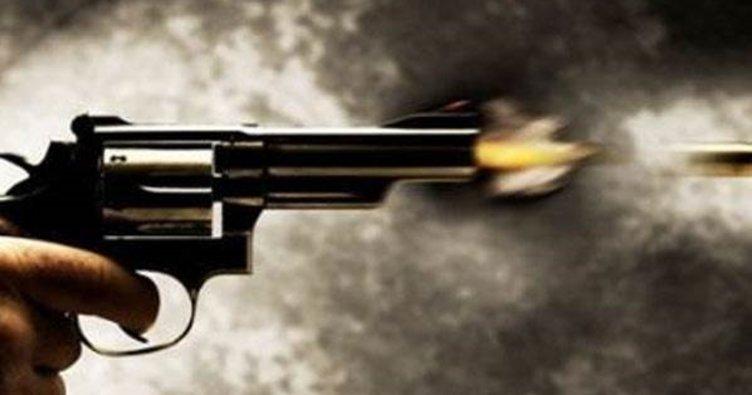 Tartıştığı babasını tabancayla yaraladı