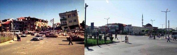 17 Ağustos İstanbul ve Marmara depremi