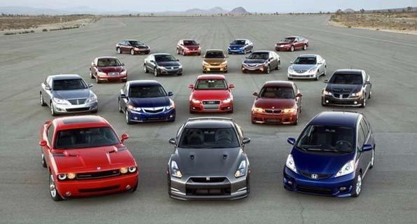 En çok o marka otomobilleri satın aldık