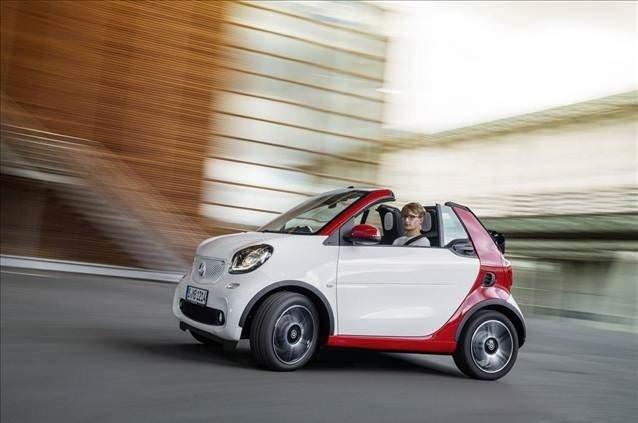 Yeni Smart Cabrio