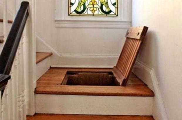 Evde oluşturabileceğiniz gizli bölmeler