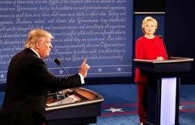 ABD başkanlık seçiminin en çok konuşulan ismi Trump oldu