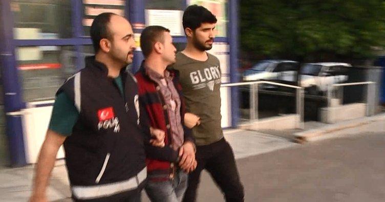 Kocaeli'de 436 polisle şafak operasyonu