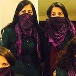 KCK'lı kadın milletvekilinin aracında yakalandı!