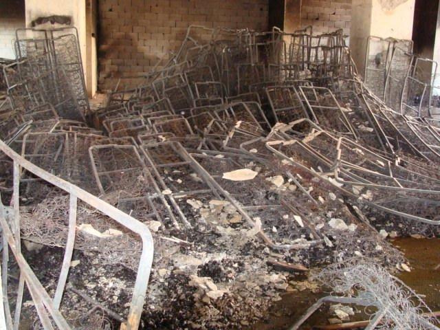 PKK Bediüzzaman Külliyesi inşaatını da yaktı!