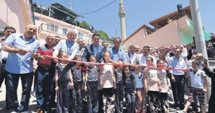 Osmangazi'den kırsala büyük yatırım