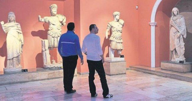 Antalya Müzesi'ne mükemmellik ödülü