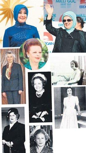 Hangi 'First Lady'yi nasıl bilirsiniz?