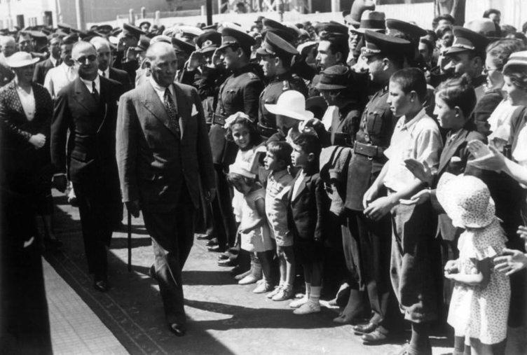 Atatürk'ün yeni fotoğrafları