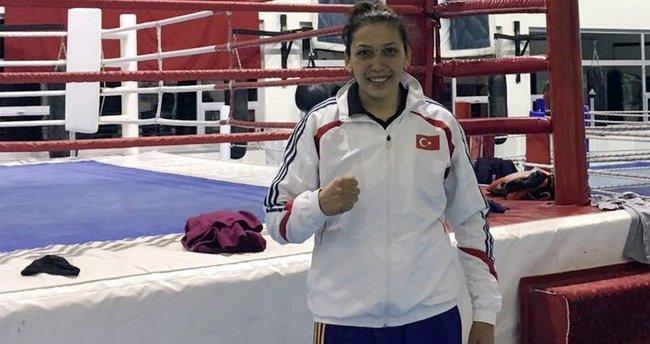 Milli boksör Avrupa Şampiyonu oldu