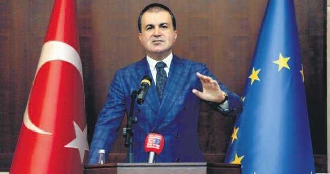 Bakan Çelik: Somut işbirliği bekliyoruz