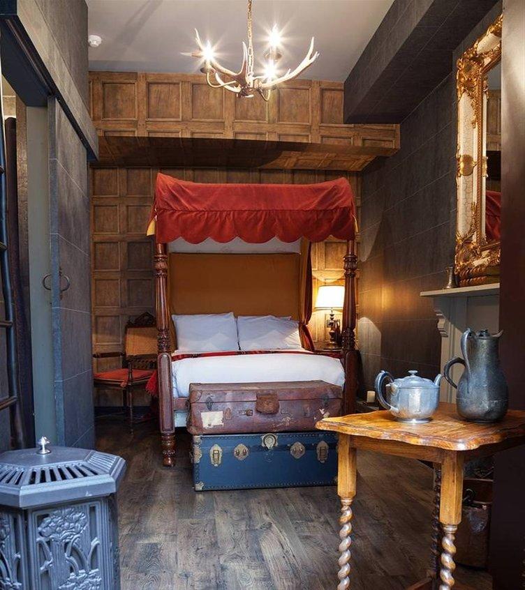 Harry Potter hayranlarına özel otel