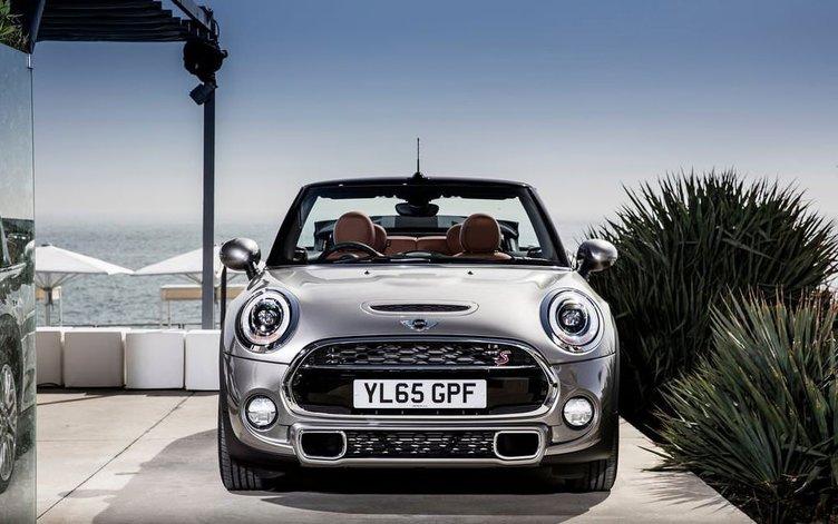 2016 Mini Open 150 Convertible Edition