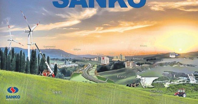 SANKO şirketleri son hızla büyüyor